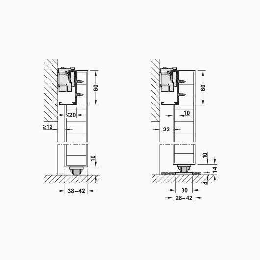 vc_7299-System door_vector